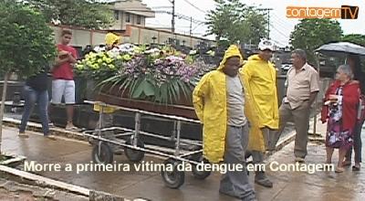 Morre vítima da dengue em Contagem