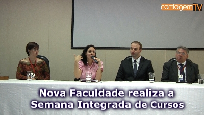 A Nova Faculdade realiza a Semana Integrada de Cursos 2013