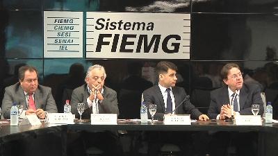 CNI E FIEMG REALIZAM A 8ª OLIMPÍADA DO CONHECIMENTO