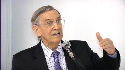 ANIBAL TEIXEIRA FAZ PALESTRA NO ROTARY CLUB DE CONTAGEM CIDADE INDUSTRIAL